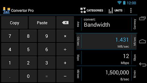 Convertor Pro Screenshot 7