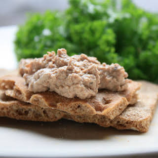 Chicken or Duck Liver Mousse.