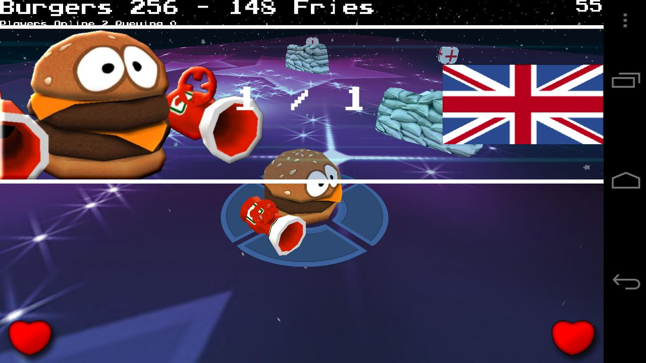 Food Fighters - screenshot