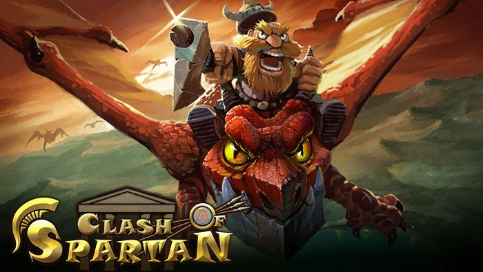 Clash of Spartan - screenshot