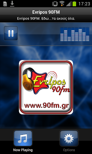 【免費音樂App】Evripos 90FM-APP點子