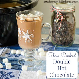 Slow Cooked Double Hot Chocolate