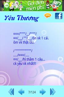 Kí Tự Yêu Thương - screenshot thumbnail