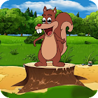 The Jumping Squirrel icon