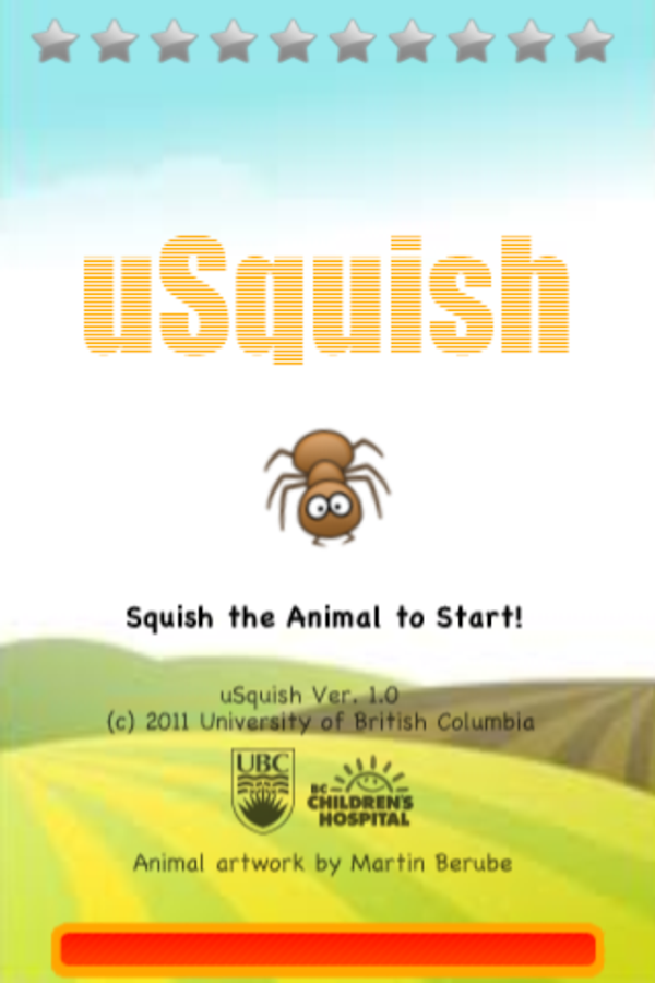 uSquish - screenshot