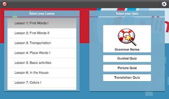 Screenshot of Learn Chinese Mandarin