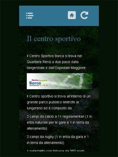 【免費健康App】Centro sportivo Barca-APP點子