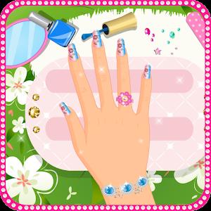 美麗的指甲沙龍 休閒 App Store-愛順發玩APP