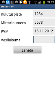 Vetta.fi- screenshot thumbnail