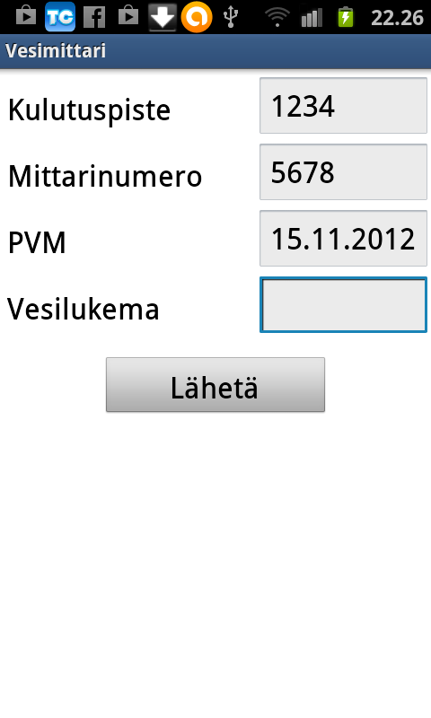 Vetta.fi- screenshot