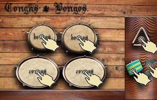 Screenshot of Congas & Bongos