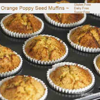 Cranberry Orange Poppy Seed Muffins