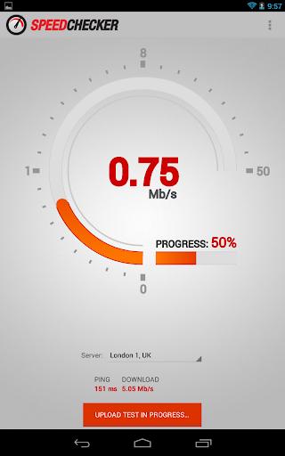 Internet Speed Test 4G, 3G, LTE, Wifi, GPRS  screenshots 8