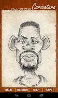 Screenshot of Caricatura