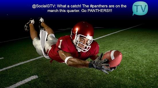 Social GTV for Google TV - screenshot thumbnail