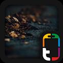 Dark Autumn Tema icon