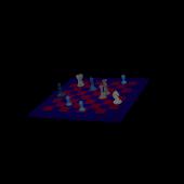 Chess 3D Live Wallpaper