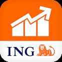 ING Investors & Media logo