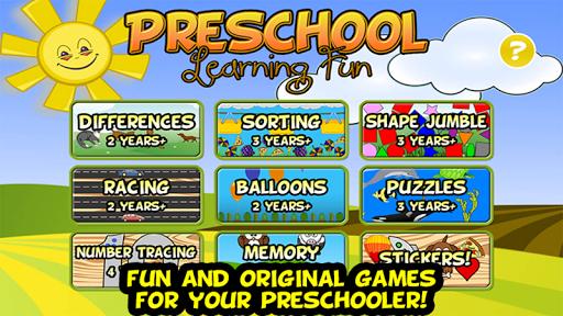 Preschool Learning Fun SE