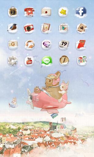 Teecup rabbit Worldtravel icon