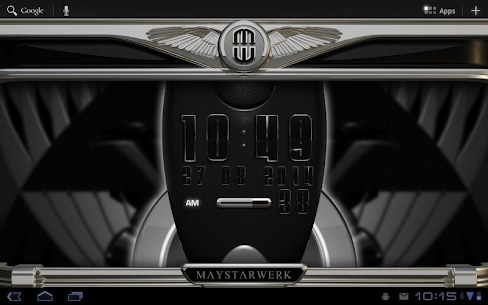 Digi Clock Widget vanguard v2.51 [Paid] APK 7
