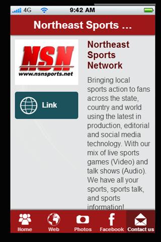 Northeast Sports Network