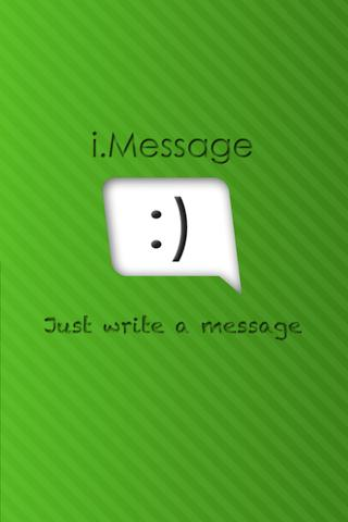 iMessage - screenshot
