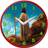 Jesus Analog Clock