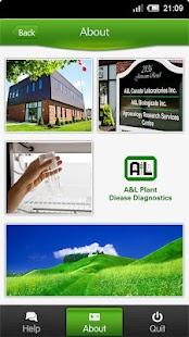 A&L Plant Disease Diagnosis- screenshot thumbnail