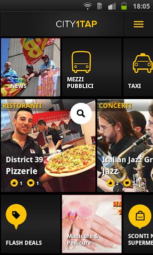 玩免費旅遊APP 下載City1tap Milan - Expo Edition app不用錢 硬是要APP