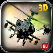 Navy Helicopter Gunship War 3D