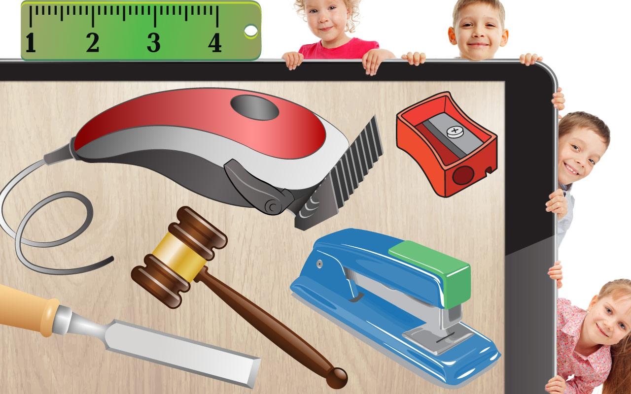 Kids Educational Puzzle Tools Android Apps On Google Play