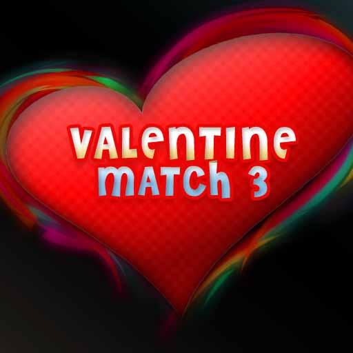 Valentine match3