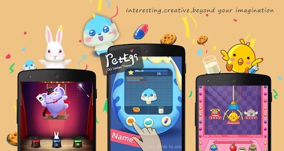 GO Locker - theme & wallpaper Screenshot 14