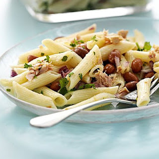 Speedy Tuna Pasta Salad.