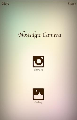 Nostalgic Camera 3.0.2 Windows u7528 1