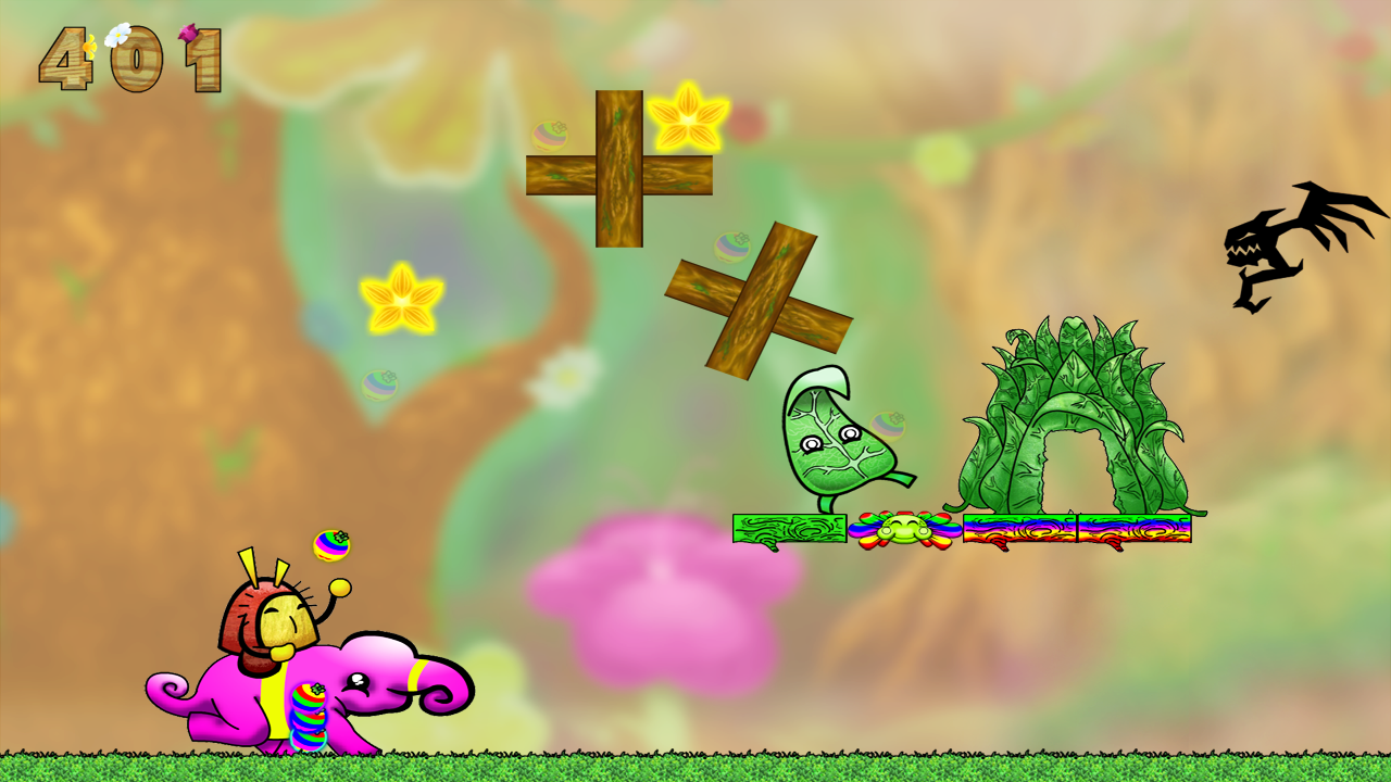 Yam Yam: Puzzle Guardians - screenshot
