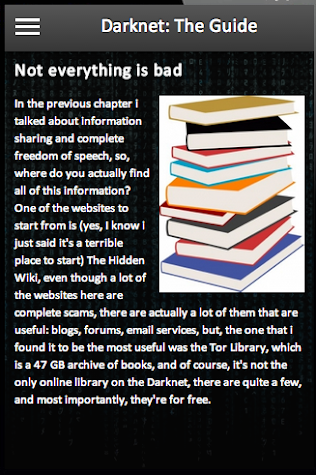 Darknet: The Guide Screenshot