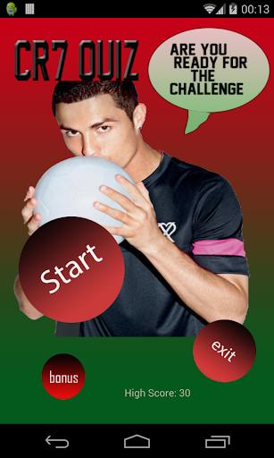 Ronaldo : A Quiz Game