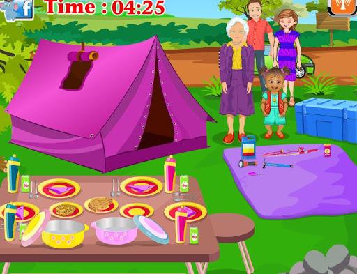 Baby Daisy Camping - Baby Game 1.0.0 screenshots 4