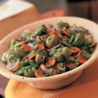 Celery and Olive Salad (Insalata di Sedano e Olive)