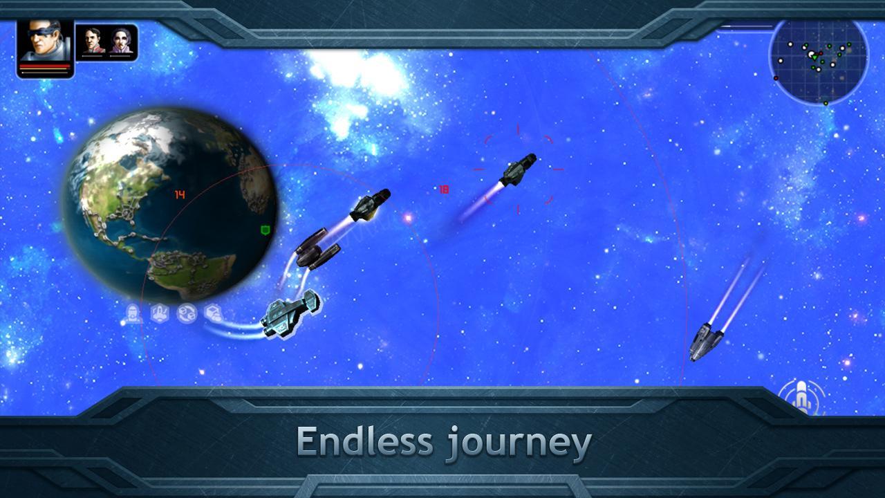Plancon: Space Conflict screenshot #1