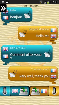 Conversation Translator 1.14 screenshot 207599