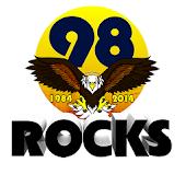 Home of Rock & Roll 98 Rocks
