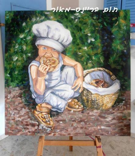 גלריה ציורים למכירה תום