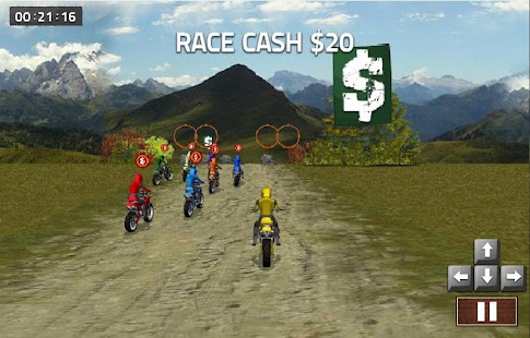Dirt Bike Racing Screenshot