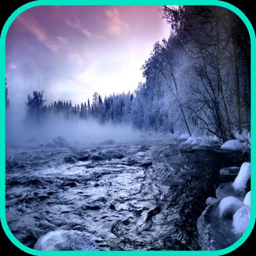 个人化の霧の壁紙 LOGO-記事Game