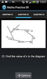 Mobile Maths Practice- screenshot thumbnail