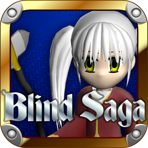 休闲のBlind Saga LOGO-HotApp4Game