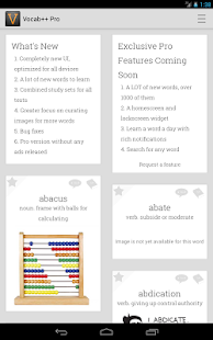 Vocab++ | Vocabulary Booster - screenshot thumbnail
